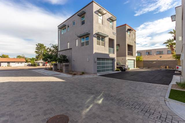 3510 N Miller Road #1023, Scottsdale, AZ 85251 (MLS #6031769) :: Devor Real Estate Associates