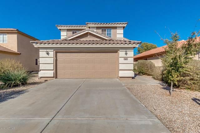 1278 E Stirrup Lane, San Tan Valley, AZ 85143 (MLS #6031780) :: Conway Real Estate