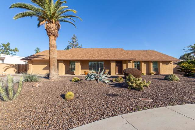 4912 E Friess Drive, Scottsdale, AZ 85254 (MLS #6031796) :: Brett Tanner Home Selling Team