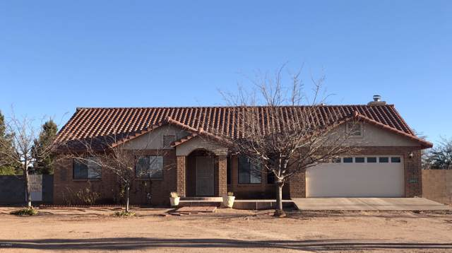 2521 E 20TH Street, Douglas, AZ 85607 (MLS #6031833) :: Brett Tanner Home Selling Team