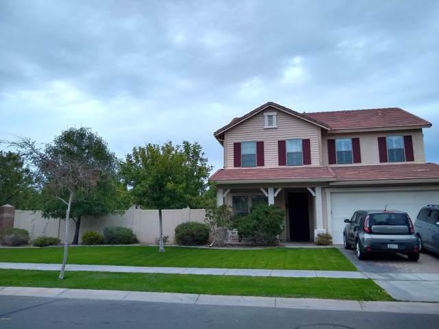 3484 E Mesquite Street, Gilbert, AZ 85296 (MLS #6031891) :: The Kenny Klaus Team