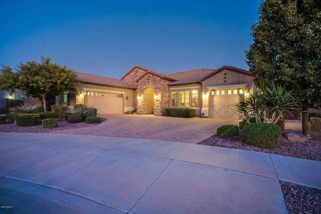 21737 S 222ND Court, Queen Creek, AZ 85142 (MLS #6031940) :: Riddle Realty Group - Keller Williams Arizona Realty