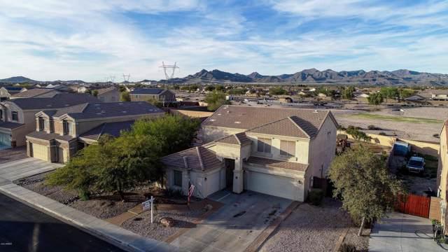 22942 W Hopi Street, Buckeye, AZ 85326 (MLS #6031998) :: Riddle Realty Group - Keller Williams Arizona Realty