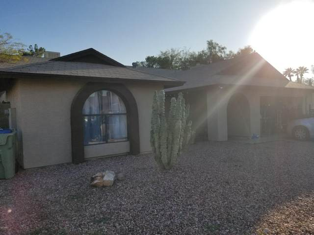 8163 W Mclellan Road, Glendale, AZ 85303 (MLS #6032017) :: Devor Real Estate Associates