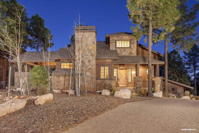 3693 S Clubhouse Circle, Flagstaff, AZ 86005 (MLS #6032023) :: The W Group