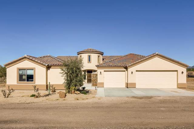 44425 N 1st Drive N, New River, AZ 85087 (MLS #6032041) :: The Laughton Team