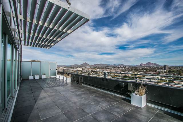 1 E Lexington Avenue #1602, Phoenix, AZ 85012 (MLS #6032050) :: Howe Realty