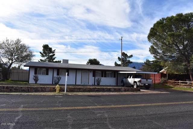 1115 Linda Vista Drive, Globe, AZ 85501 (MLS #6032185) :: Yost Realty Group at RE/MAX Casa Grande
