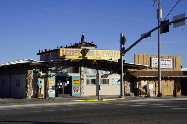 1250 W Main Street, Quartzsite, AZ 85346 (MLS #6032186) :: Riddle Realty Group - Keller Williams Arizona Realty