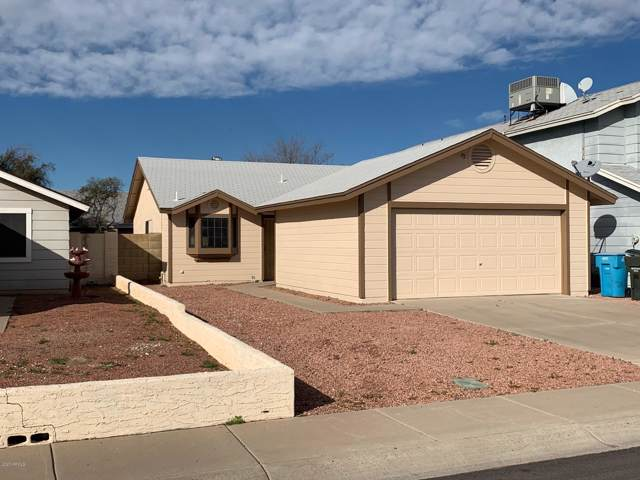 19434 N 43RD Drive, Glendale, AZ 85308 (MLS #6032203) :: The Kenny Klaus Team