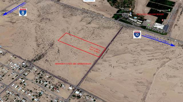 0 S Guinn      (Approx) Drive, Casa Grande, AZ 85193 (MLS #6032303) :: Long Realty West Valley