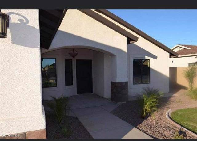 2944 W 2nd Place, Yuma, AZ 85364 (MLS #6032307) :: Riddle Realty Group - Keller Williams Arizona Realty