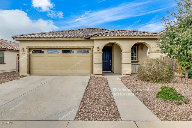 23718 S 209TH Court, Queen Creek, AZ 85142 (MLS #6032366) :: Riddle Realty Group - Keller Williams Arizona Realty