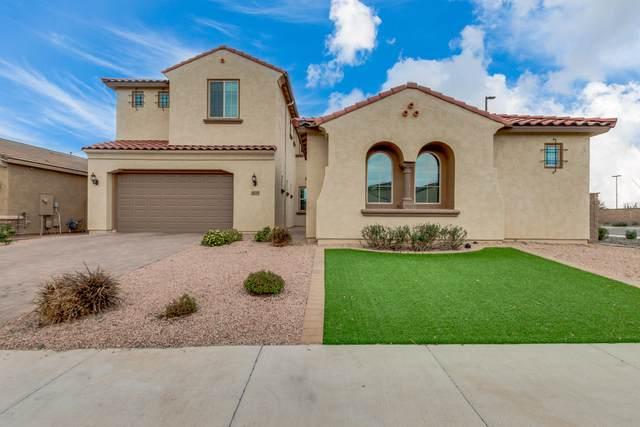 3275 E Nightingale Lane, Gilbert, AZ 85298 (MLS #6032417) :: Santizo Realty Group