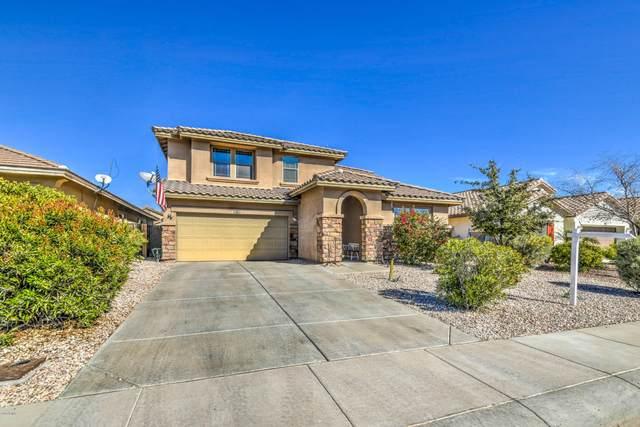 22174 W Twilight Trail, Buckeye, AZ 85326 (MLS #6032443) :: The Garcia Group