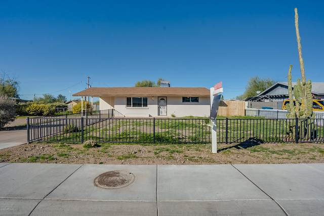 346 S Palo Verde Drive, Apache Junction, AZ 85120 (MLS #6032467) :: Openshaw Real Estate Group in partnership with The Jesse Herfel Real Estate Group