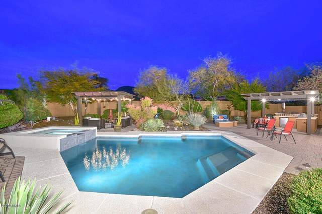 12886 W Via Caballo Blanco, Peoria, AZ 85383 (MLS #6032500) :: The Everest Team at eXp Realty