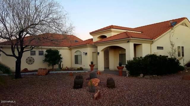 1910 W Luray Road, Wickenburg, AZ 85390 (MLS #6032584) :: The C4 Group