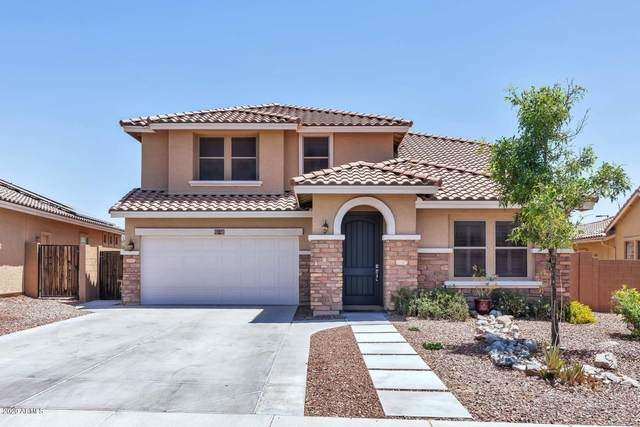 597 S 221 St Drive, Buckeye, AZ 85326 (MLS #6032625) :: The Garcia Group