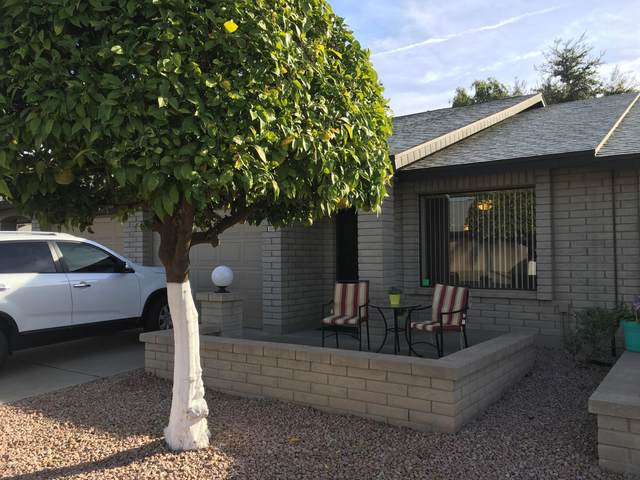 7950 E Keats Avenue #166, Mesa, AZ 85209 (MLS #6032626) :: Devor Real Estate Associates