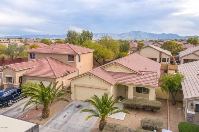 5629 W Vineyard Road, Laveen, AZ 85339 (MLS #6032632) :: Brett Tanner Home Selling Team