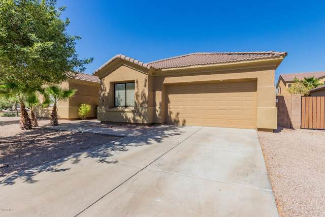 11258 E Ellis Street, Mesa, AZ 85207 (MLS #6032642) :: Devor Real Estate Associates