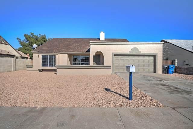 8832 W Coolidge Street, Phoenix, AZ 85037 (MLS #6032682) :: The Laughton Team