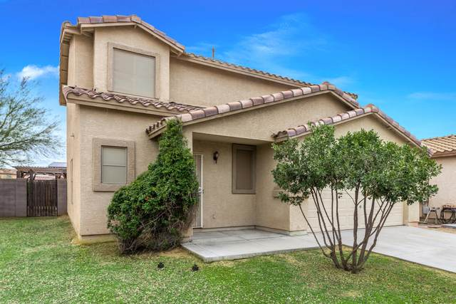 841 W Cholla Street, Casa Grande, AZ 85122 (MLS #6032683) :: The W Group