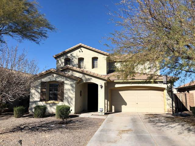 110 W Dana Drive, San Tan Valley, AZ 85143 (MLS #6032688) :: Conway Real Estate