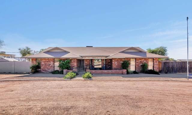 10609 E Fenimore Road, Mesa, AZ 85207 (MLS #6032706) :: Conway Real Estate