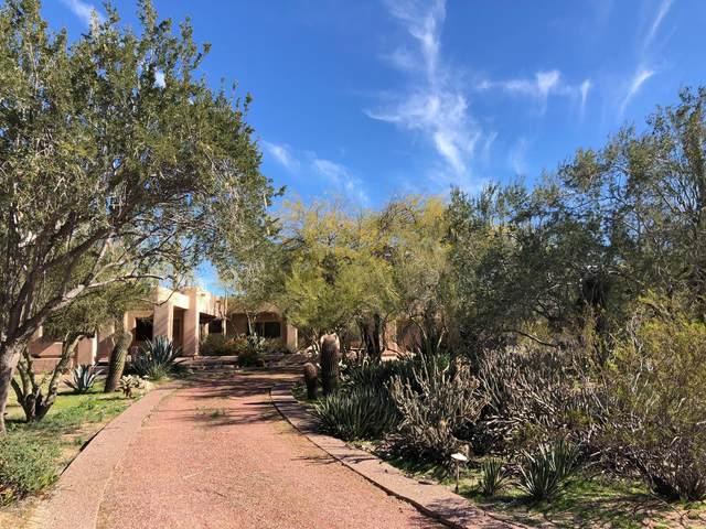 8102 E Juan Tabo Road, Scottsdale, AZ 85255 (MLS #6032741) :: Nate Martinez Team