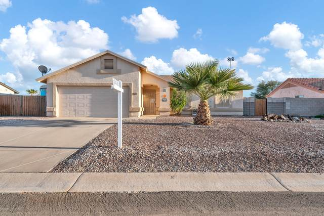 13935 S Acapulco Road, Arizona City, AZ 85123 (MLS #6032799) :: Revelation Real Estate
