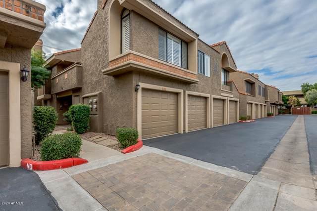 5122 E Shea Boulevard #2161, Scottsdale, AZ 85254 (MLS #6032835) :: The W Group