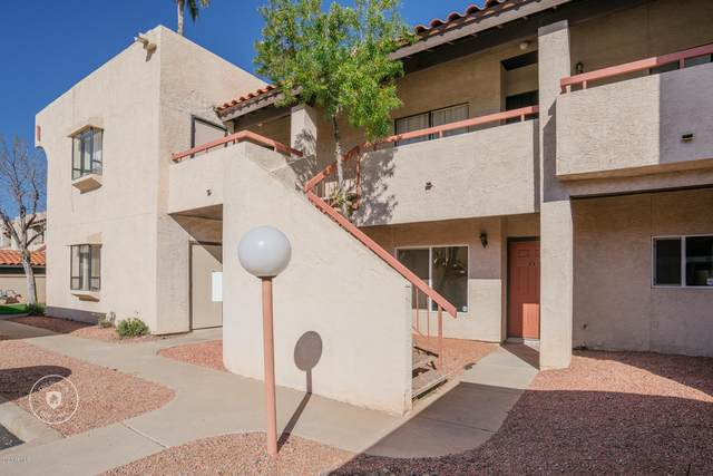 11666 N 28TH Drive #146, Phoenix, AZ 85029 (MLS #6032900) :: The W Group