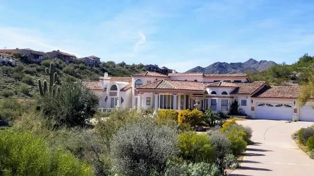 15933 E Sycamore Drive E, Fountain Hills, AZ 85268 (MLS #6033010) :: My Home Group