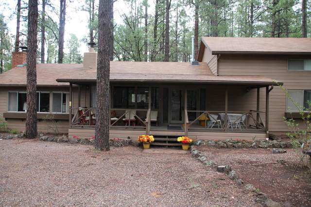 3030 Aspen Loop, Pinetop, AZ 85935 (MLS #6033063) :: Riddle Realty Group - Keller Williams Arizona Realty