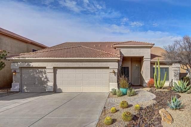 4828 E Charleston Avenue, Scottsdale, AZ 85254 (MLS #6033077) :: Riddle Realty Group - Keller Williams Arizona Realty