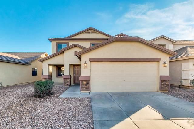 22545 W Papago Street, Buckeye, AZ 85326 (MLS #6033125) :: Riddle Realty Group - Keller Williams Arizona Realty