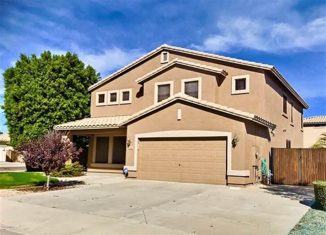 12628 W Hollyhock Drive, Avondale, AZ 85392 (MLS #6033148) :: Devor Real Estate Associates