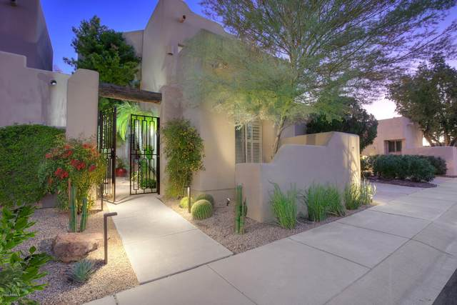 6711 E Camelback Road #54, Scottsdale, AZ 85251 (MLS #6033163) :: Devor Real Estate Associates