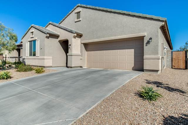 2037 S 236TH Lane, Buckeye, AZ 85326 (MLS #6033169) :: Arizona Home Group