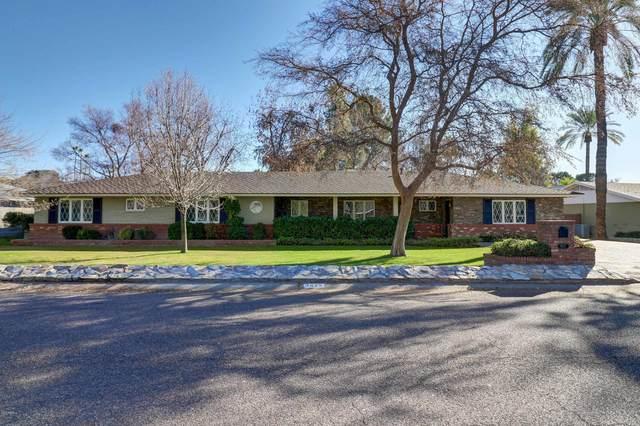 7625 N 10TH Avenue, Phoenix, AZ 85021 (MLS #6033187) :: The Kenny Klaus Team