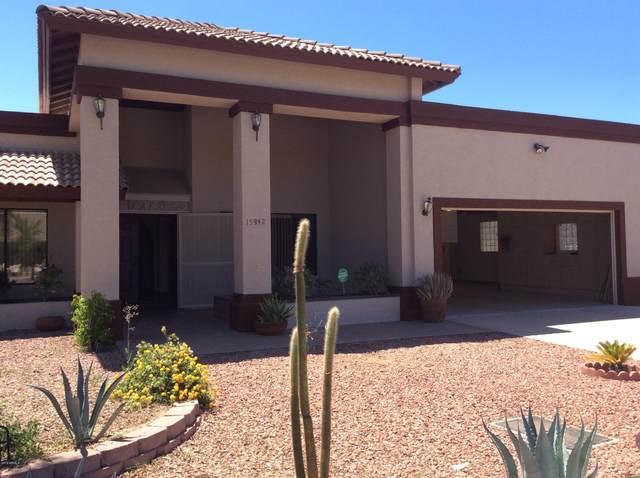 15842 N 50TH Drive, Glendale, AZ 85306 (MLS #6033230) :: Brett Tanner Home Selling Team