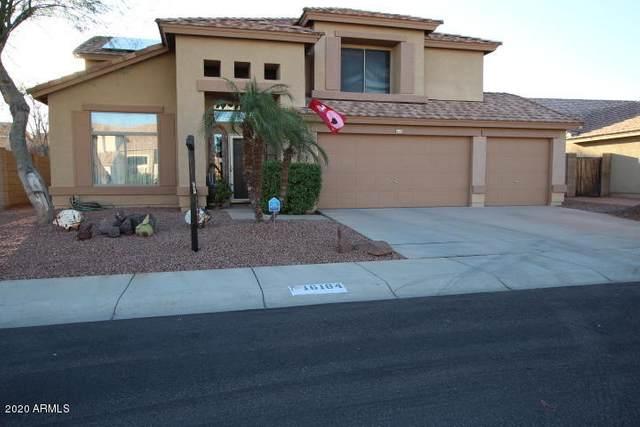 16184 N 158TH Avenue, Surprise, AZ 85374 (MLS #6033260) :: Homehelper Consultants