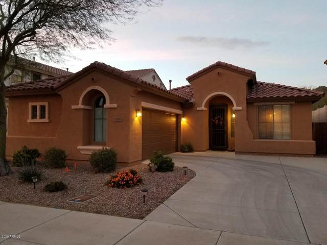 7408 W Montgomery Road, Peoria, AZ 85383 (MLS #6033276) :: The Laughton Team