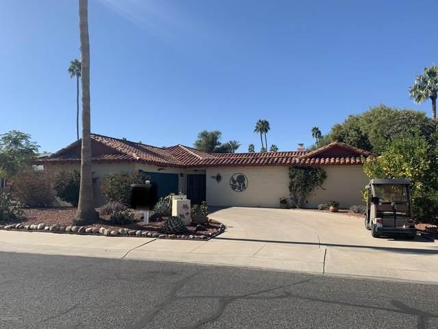 9722 N 105TH Drive, Sun City, AZ 85351 (MLS #6033303) :: The Kenny Klaus Team