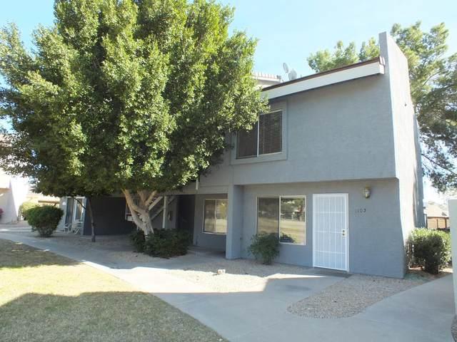 19601 N 7TH Street #1105, Phoenix, AZ 85024 (MLS #6033309) :: Riddle Realty Group - Keller Williams Arizona Realty