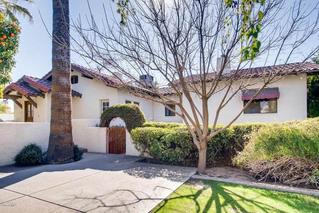 147 E Maryland Avenue, Phoenix, AZ 85012 (MLS #6033350) :: Riddle Realty Group - Keller Williams Arizona Realty