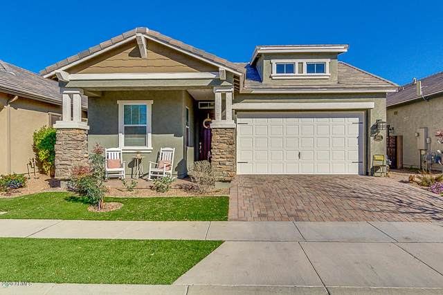 10532 E Nichols Avenue, Mesa, AZ 85209 (MLS #6033389) :: Brett Tanner Home Selling Team