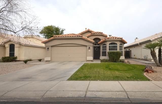1516 E Cheyenne Street, Gilbert, AZ 85296 (MLS #6033391) :: The Property Partners at eXp Realty